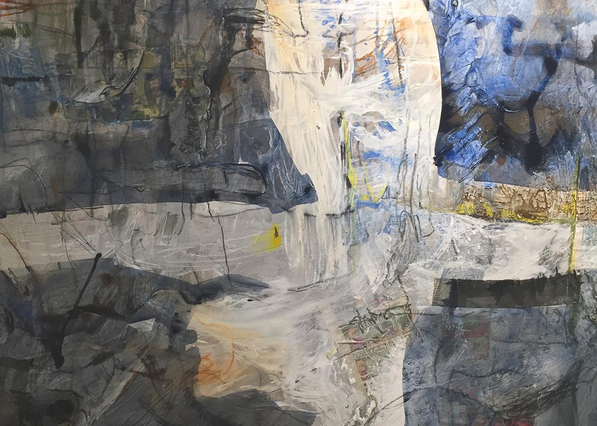 Susan Bazett landscape with Tender Sentiment